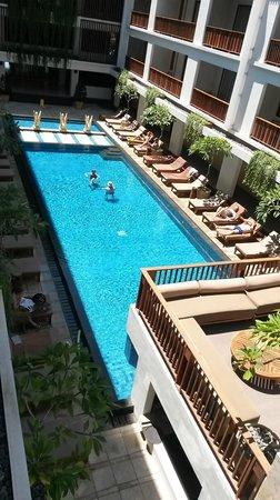The Magani Hotel and Spa: Pool
