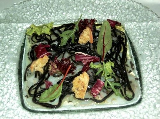 Restaurant Miriot : salade
