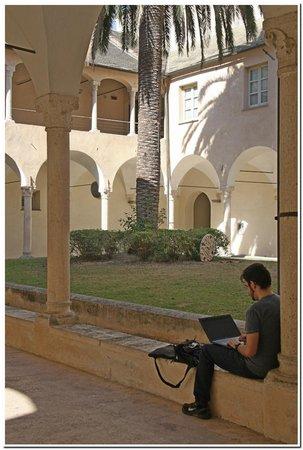 Museo Archeologico del Finale - Convento di Santa Caterina: Nuove tecnologie.......in Antichi Luoghi sacri!
