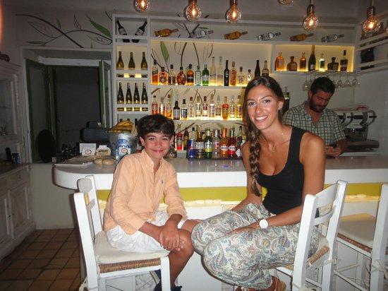 Elia Food & Drink: He's off the market...