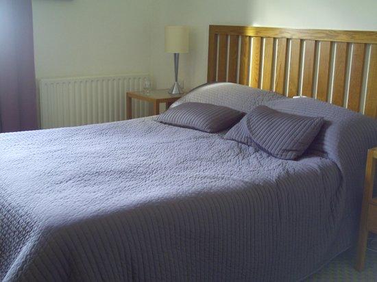 Bedroom Mulranny Park Hotel Sept 2013