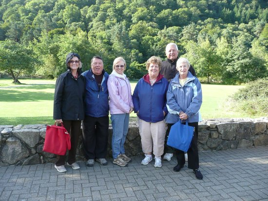 Day Tours Unplugged: Solivita Travel Club members in Wicklow
