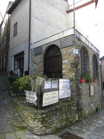 Seborga, Italy: Museo degli strumenti