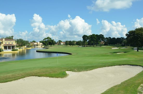 Sandestin Golf and Beach Resort: Golfing on Baytowne