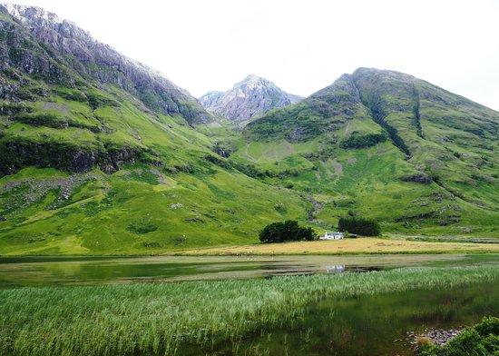 Clachaig Inn: Glencoe - a short walk from the Inn