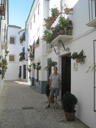 La Posada Real: Calle Real