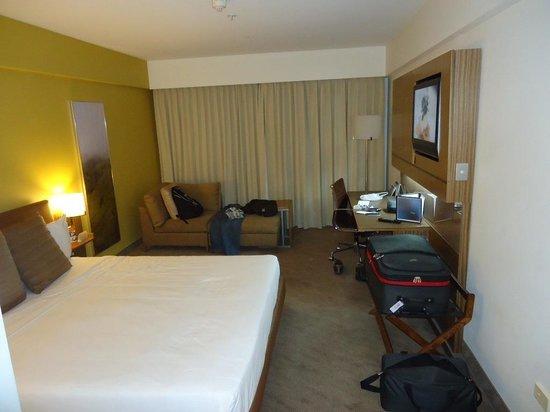 Novotel Auckland Ellerslie Hotel: Quarto