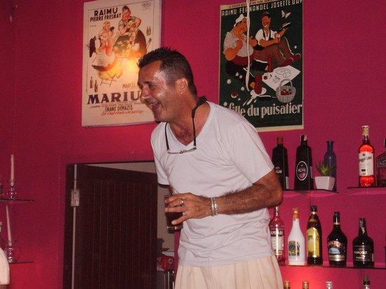 """Saint Tropez Guest House: """"Bruno"""" le patron"""