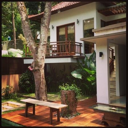 The Luku Boutique Villa & Gallery: Villa exterior