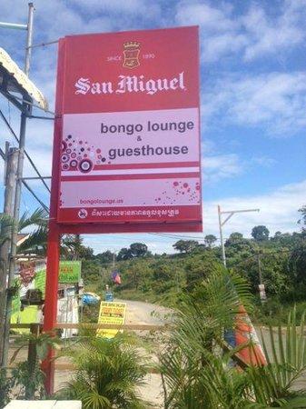 Bongo Lounge Guesthouse: Bar