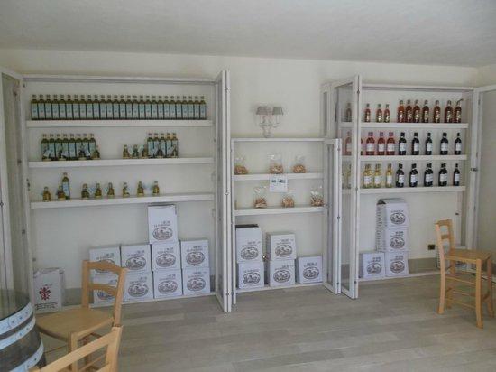 Collina Toscana Resort: la cantina