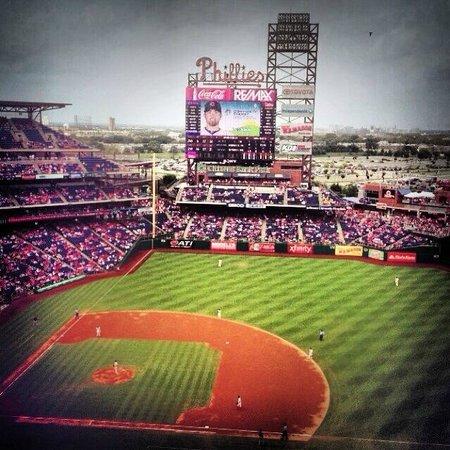 Citizens Bank Park: Phillies Game