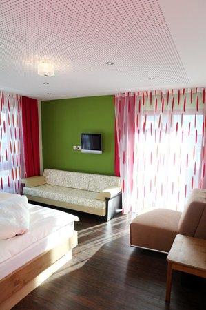 Garni The Lindemann's : Room
