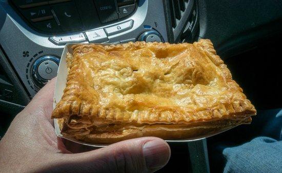 Kiwi's Takeaway : Kiwi-style meat pie