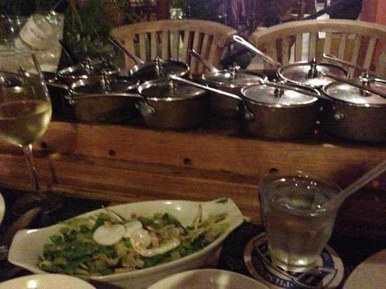 Tempo Doeloe: Rice Table