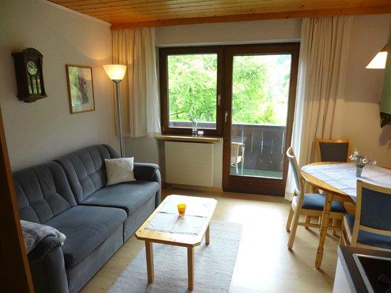 AlpenApart Haus Engstler: Wohnraum Top 2
