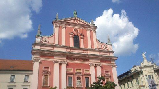 Ljubljana Free Tour: The meeting point