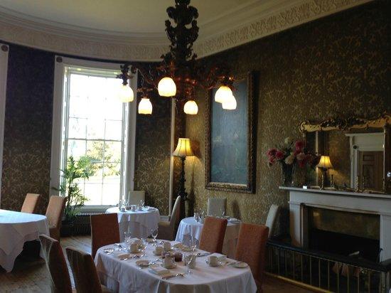 Raemoir House Hotel: Stilvoller Speisesaal