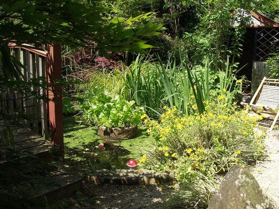 Leadon House Hotel: The Japanese Garden