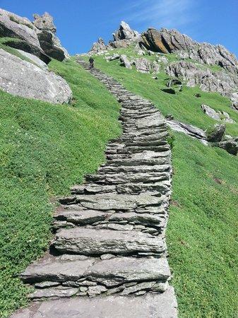 Skellig Michael: Stairway to Heaven