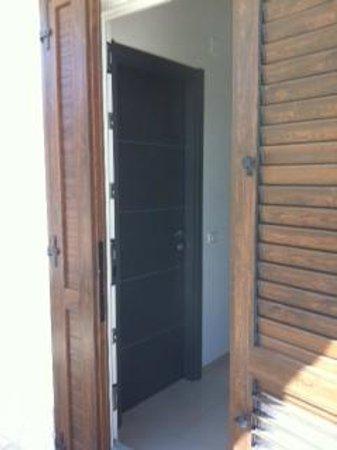 Centro Vacanze Oriente: Porta di ingresso