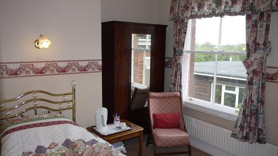 Leadon House Hotel: Single Room