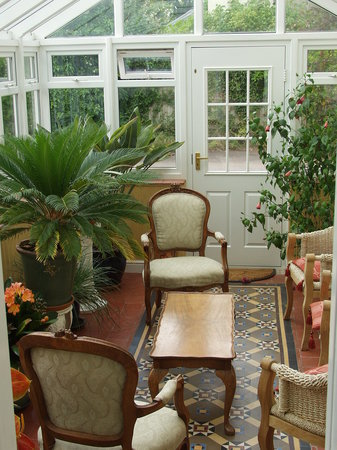 Leadon House Hotel: The Conservatory