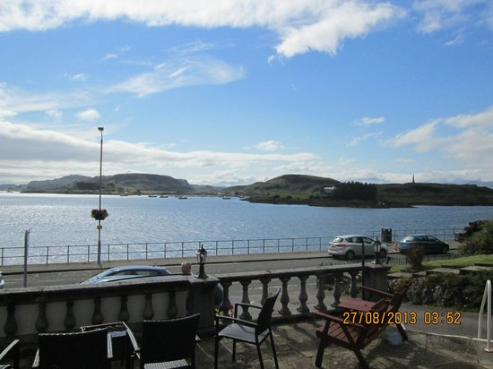 Barriemore Guest House: View from guest house