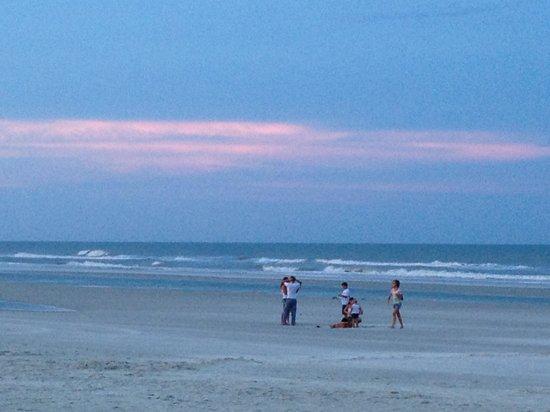 St. Augustine Beach: beautiful, wide beaches