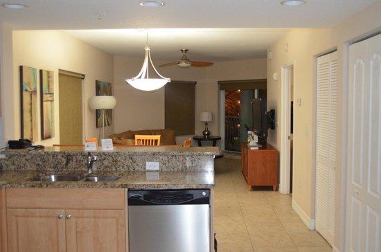 Crystal Palms Beach Resort: Great Apartment