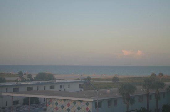 Crystal Palms Beach Resort: Our Ocean View