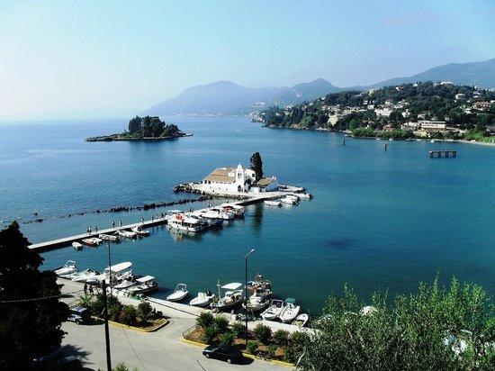 Divani Corfu Palace: La chiesetta di Kanoni