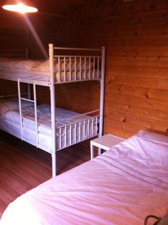 Sidsmums : Comfortable and beautiful cabin