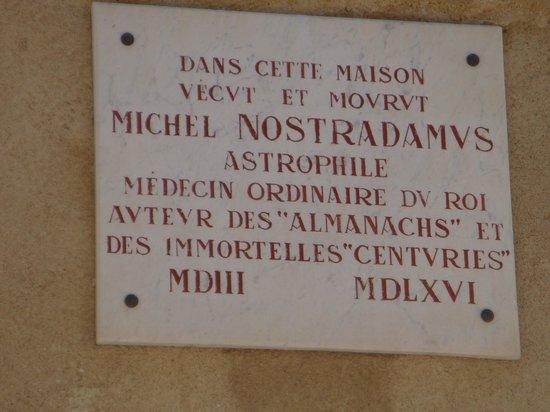 Grand Hôtel de la Poste : A Salon de Provence