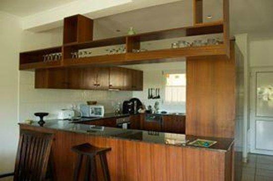 Hanneman Holiday Residence: la cuisine