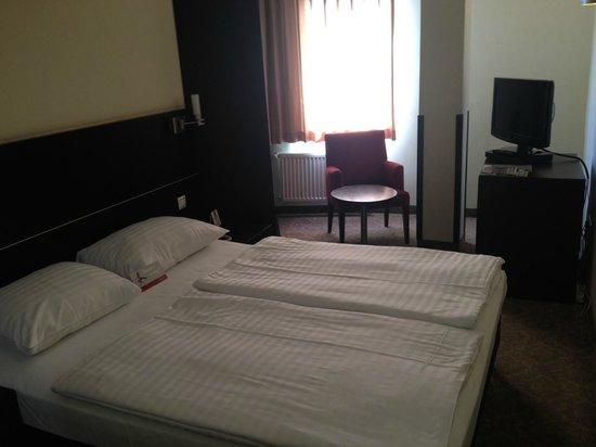 Leonardo Hotel Budapest: Schön, gemütlich, sauber