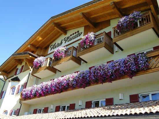 Family Wellness Hotel Renato : la nostra camera da fuori.