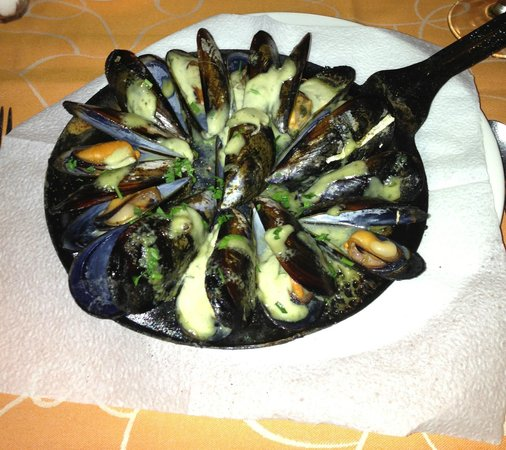 Acaymo : Starter of Mussels
