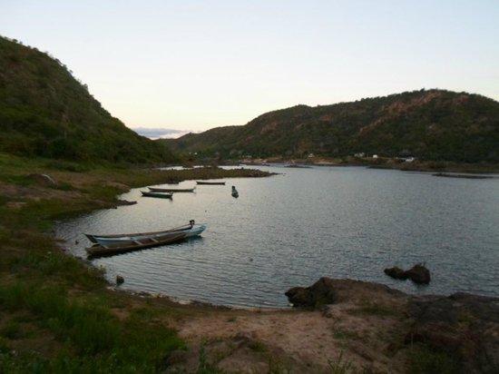 Pousada Trilha Do Velho Chico : margens do rio são francisco