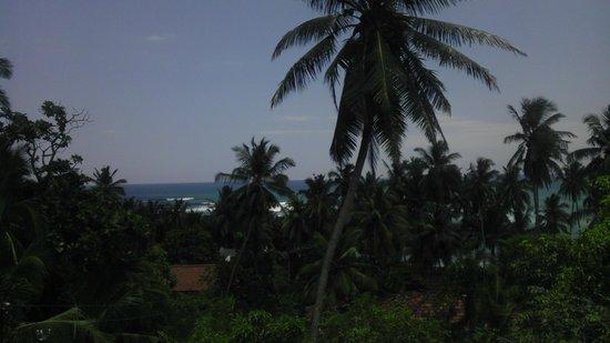 Amanda Resort: Schönes, familiäres Hostel mit rollem Ausblick