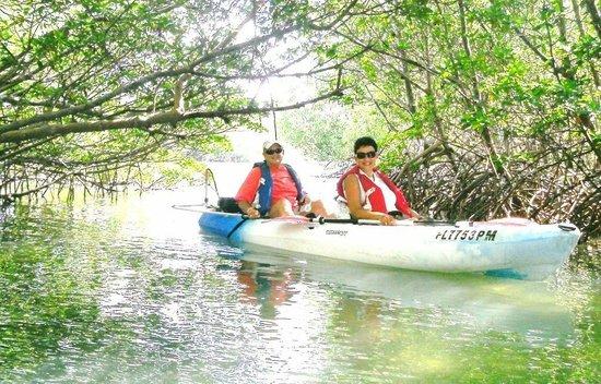 Motorized Kayak Adventures: Great day!
