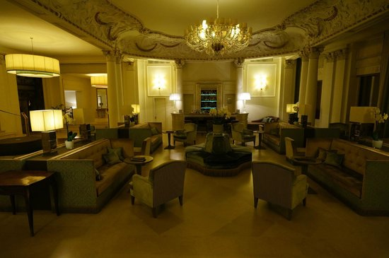 Starhotels Savoia Excelsior Palace: Salon