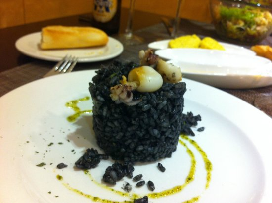 Hotel Zenit Lleida: Rice - Nice hotel with a perfect restaurant!