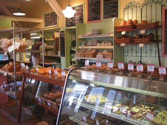Fresh Bakery & Market : Fresh Bakery's front counter