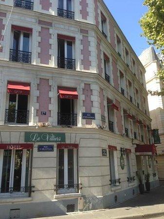 Hotel Le Villiers : Le Villiers