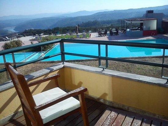 Hotel da Montanha : vista