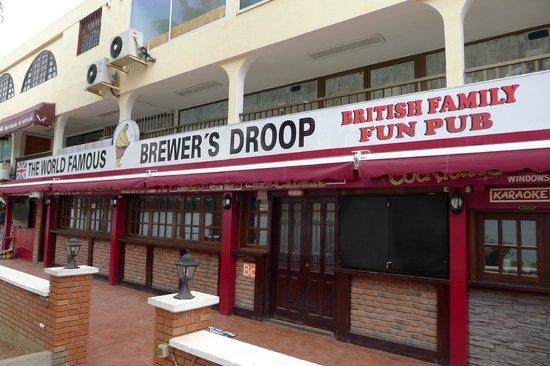 Jersey Cow Bar Tenerife