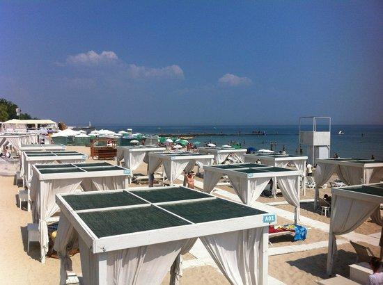 Hotel Otrada: Otrade beach club