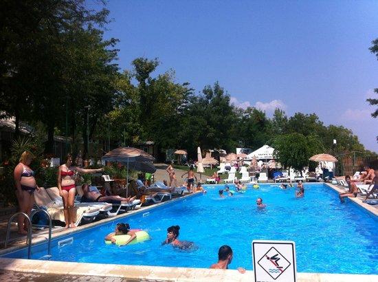 Hotel Otrada: Otrada beach club