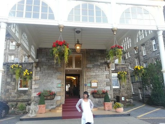 Atholl Palace Hotel Menu